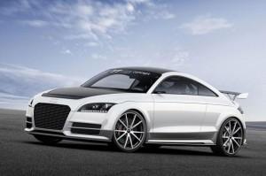 Audi TT Quattro Ultra