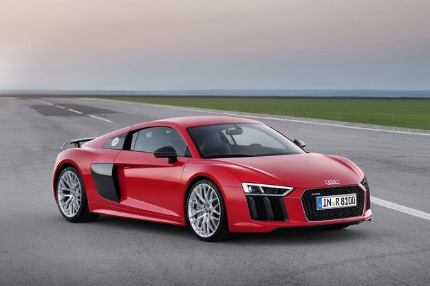 Znamy polskie ceny Audi R8