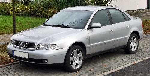Audi A4 najczęściej wyszukiwane w Internecie