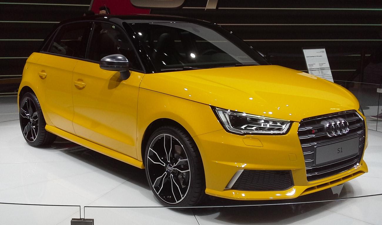 Czy Audi RS1 ma szanse na seryjną produkcję?