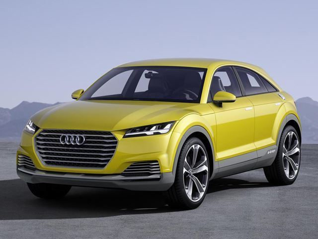 Audi Q4 zadebiutuje za 2 lata