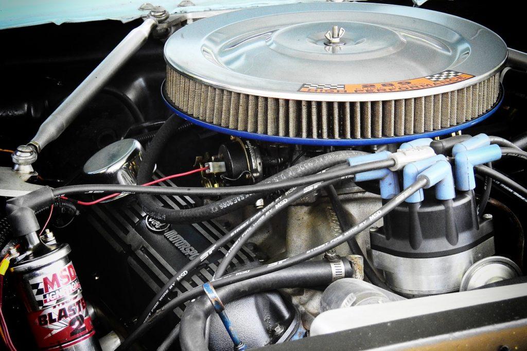 filtr powietrza do samochodu